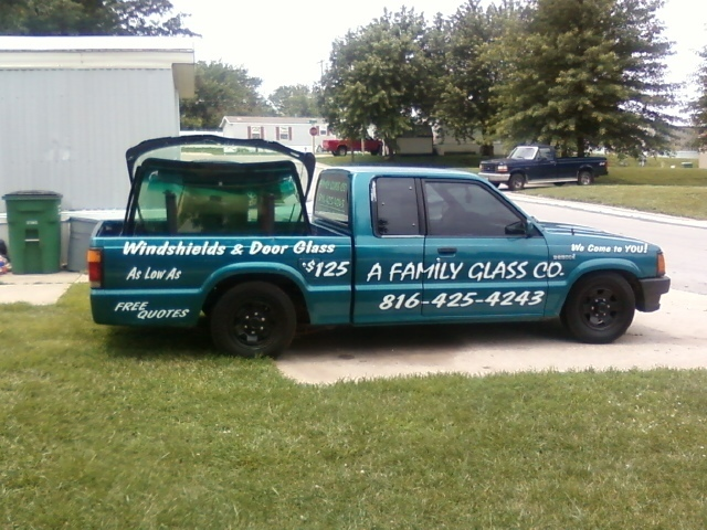 slammedglasss 1993 Mazda B Series Truck photo