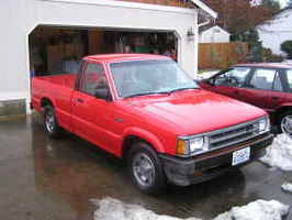 dtfitzgerald1848s 1988 Mazda B Series Truck photo thumbnail