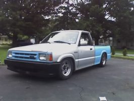 staticb2200s 1988 Mazda B Series Truck photo thumbnail