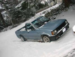 bigzs 1988 Mazda B Series Truck photo thumbnail