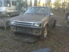 87bbuckets 1987 Mazda B Series Truck photo thumbnail