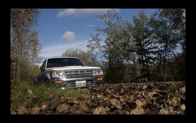 jchristians 1990 Mazda B Series Truck photo