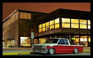 layinlowmazdas 1990 Mazda B Series Truck photo thumbnail
