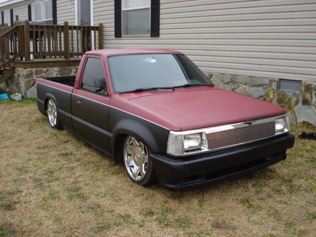 rollen01s 1993 Mazda B Series Truck photo