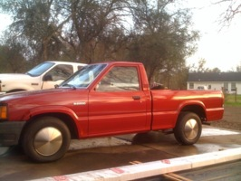 mazdarattis 1990 Mazda B Series Truck photo thumbnail
