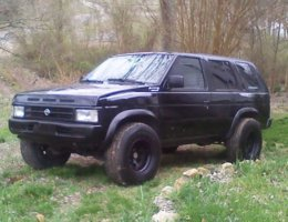 mazdaman82s 1995 Nissan pathfinder photo thumbnail