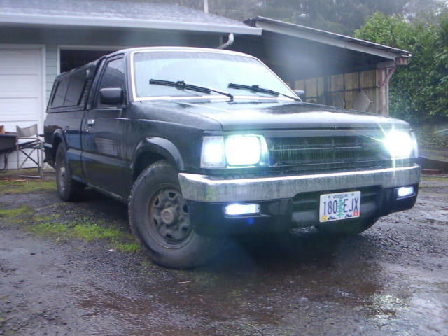 andymccauleys 1988 Mazda B Series Truck photo