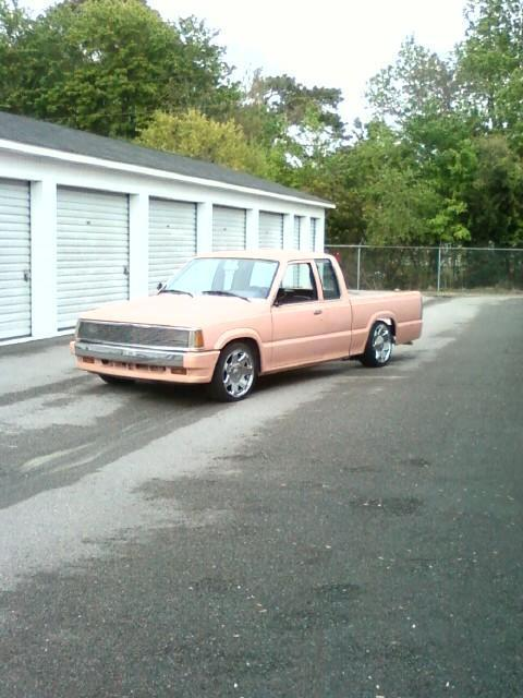 justmeandmymazdas 1992 Mazda B Series Truck photo