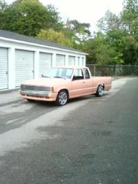 justmeandmymazdas 1992 Mazda B Series Truck photo thumbnail
