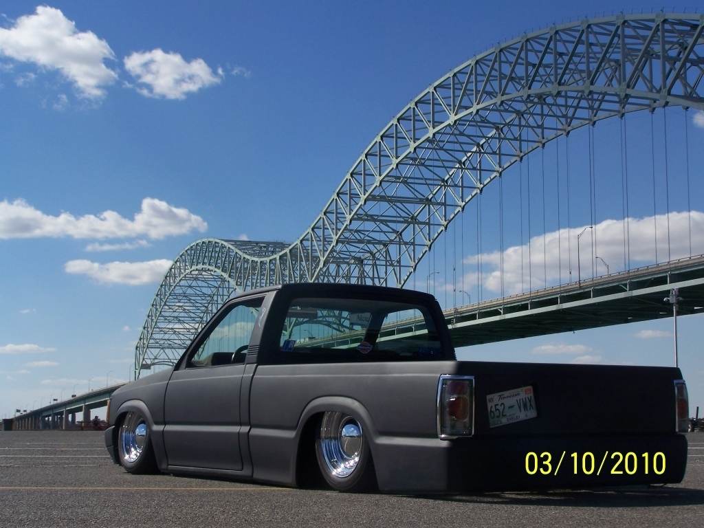 shellharts 1993 Mazda B Series Truck photo