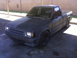 ridinlow84s 1993 Mazda B Series Truck photo thumbnail