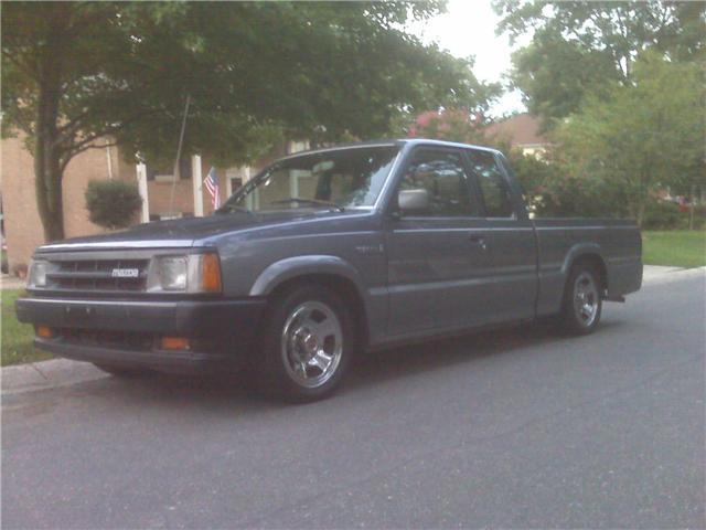 bplords 1992 Mazda B Series Truck photo