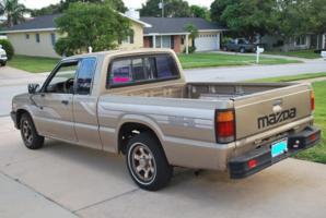 gustos 1986 Mazda B Series Truck photo thumbnail