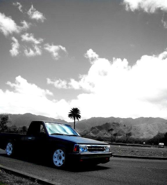 808hawaiians 1990 Mazda B Series Truck photo
