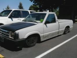 mr.safetys 1991 Mazda B Series Truck photo thumbnail