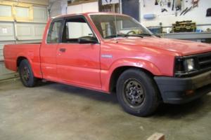 thinwhitedukes 1993 Mazda B Series Truck photo thumbnail