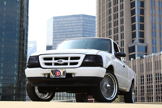 majordrops 1999 Ford Ranger photo