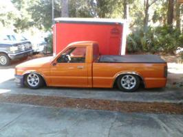 nssjs 1987 Mazda B Series Truck photo thumbnail