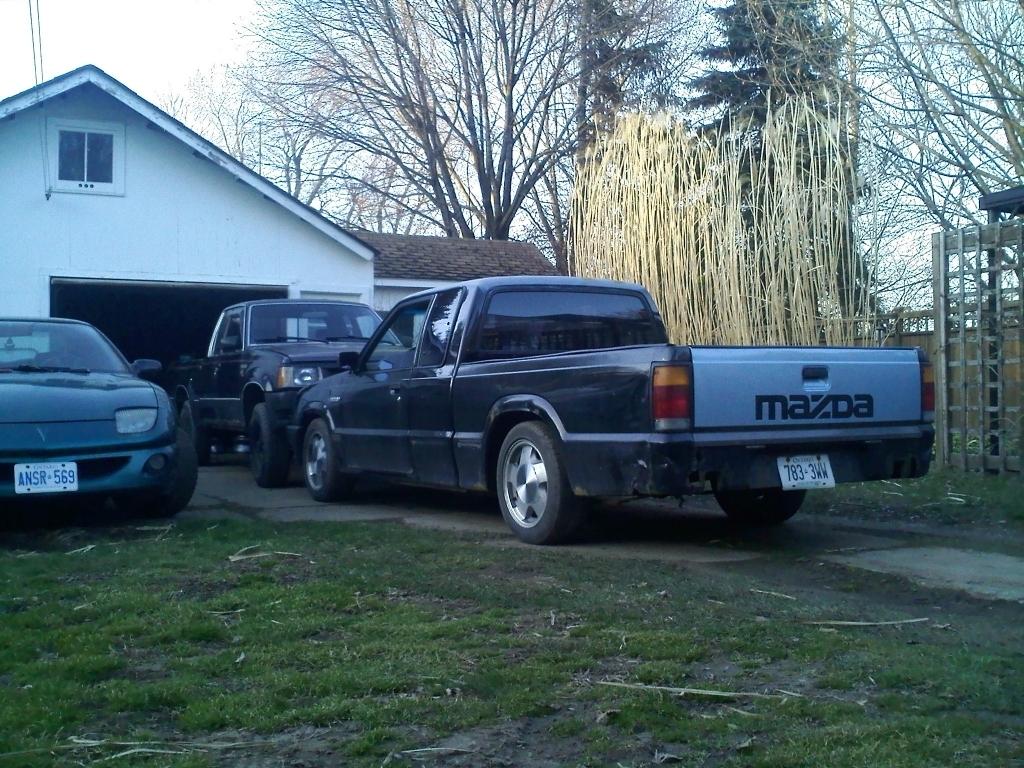 jimbeaters 1992 Mazda B Series Truck photo