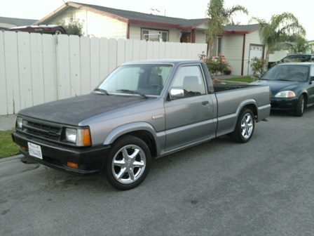 cvillen17s 1993 Mazda B Series Truck photo