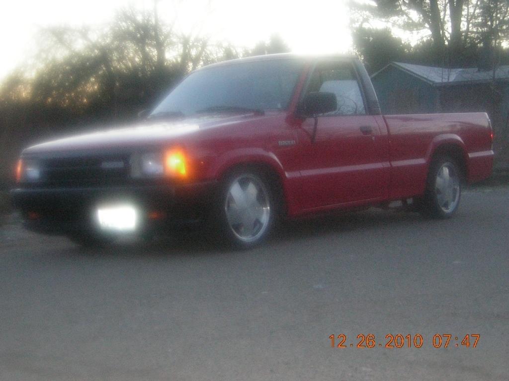 b seriouss 1992 Mazda B Series Truck photo