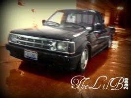 614littlebs 1987 Mazda B Series Truck photo thumbnail