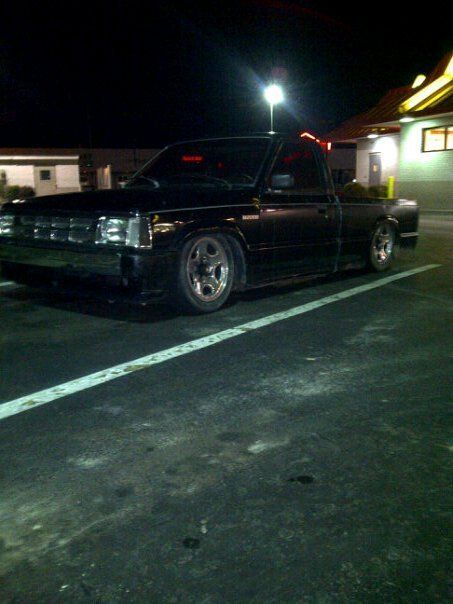 slammed3s 1992 Mazda B Series Truck photo
