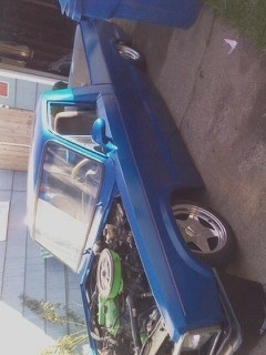 layed out 84s 1984 Mazda B Series Truck photo