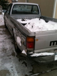 resupergrx7s 1986 Mazda B Series Truck photo thumbnail