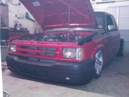 4drspds 1991 Mazda B Series Truck photo thumbnail