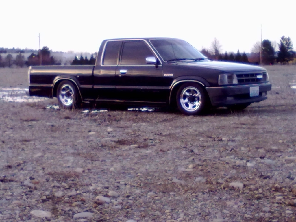 towguys 1992 Mazda B Series Truck photo