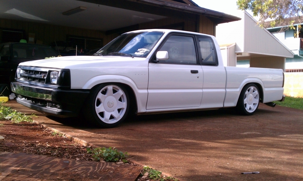 slammedb26is 1993 Mazda B Series Truck photo