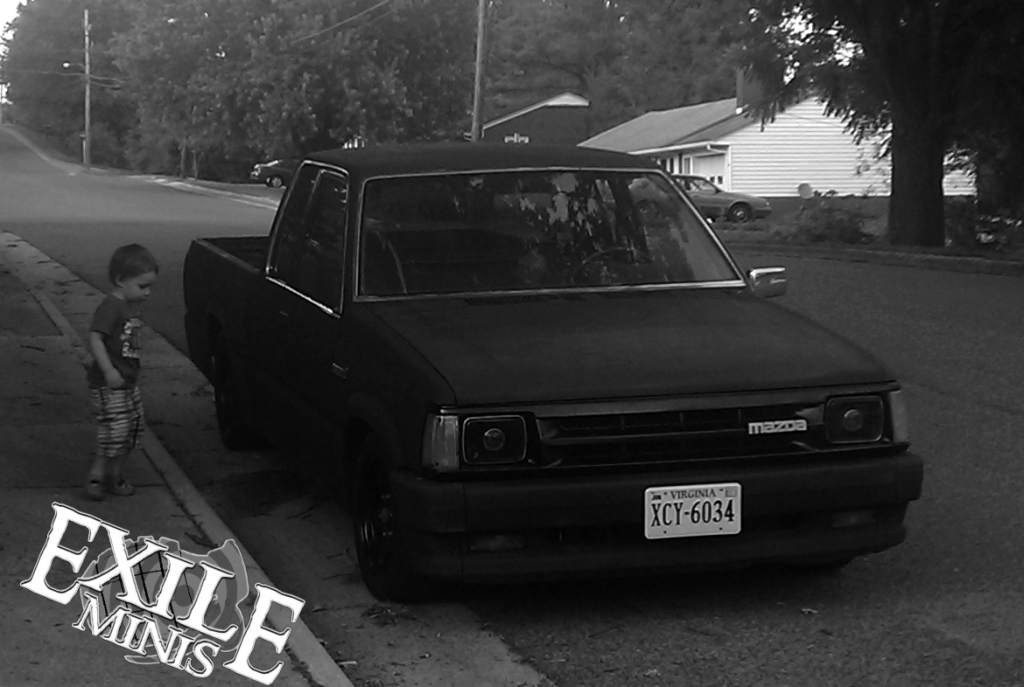 exile_pearsons 1989 Mazda B Series Truck photo