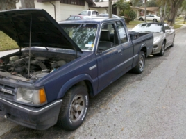 grounded4lifes 1991 Mazda B Series Truck photo thumbnail