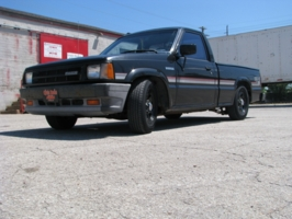 88mazdab2200s 1988 Mazda B Series Truck photo thumbnail