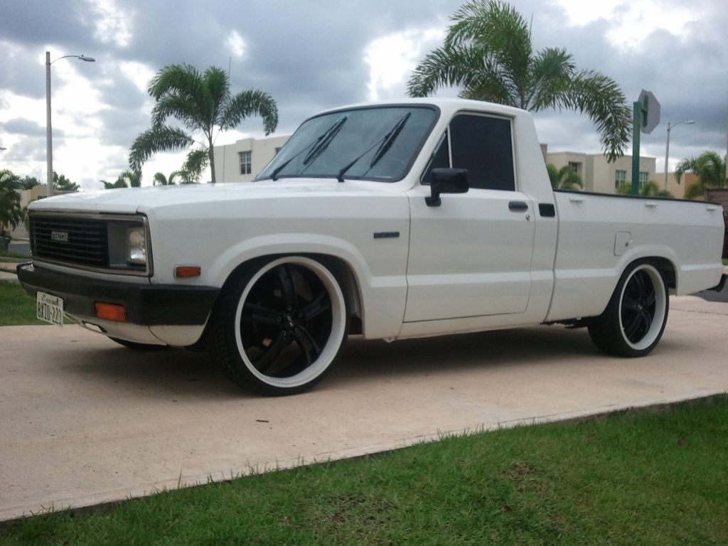 magooracings 1984 Mazda B Series Truck photo