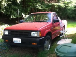 cwgphotos 1989 Mazda B Series Truck photo thumbnail