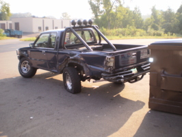 slamsonthedawgmasters 1991 Mazda B Series Truck photo thumbnail