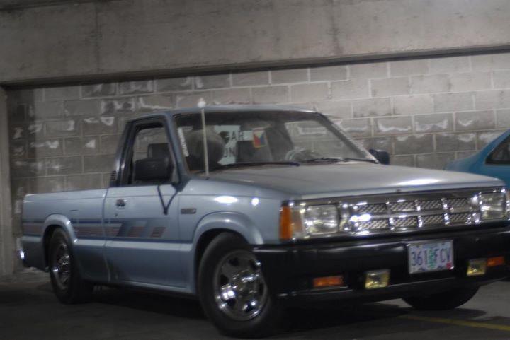 lownotslow311s 1991 Mazda B Series Truck photo