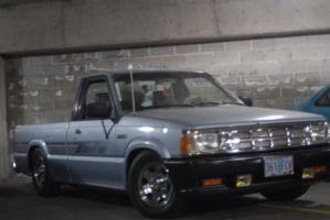 lownotslow311s 1991 Mazda B Series Truck photo thumbnail