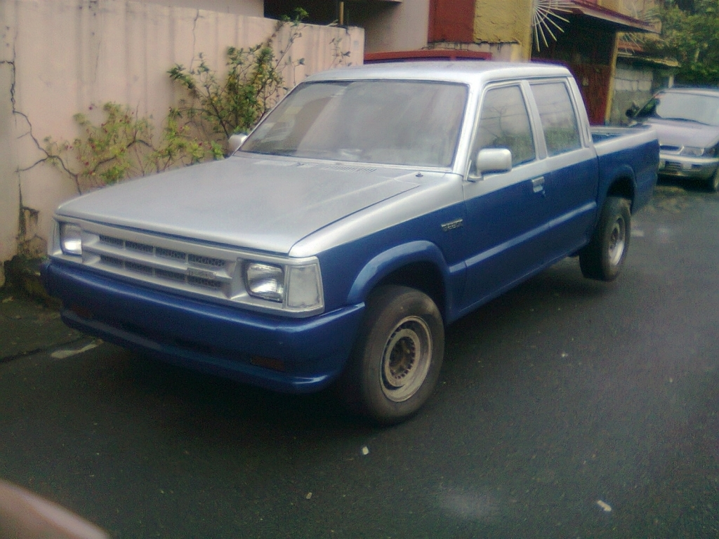 kenneths 1989 Mazda B Series Truck photo