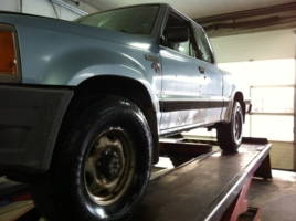 87b2600inbcs 1987 Mazda B Series Truck photo thumbnail