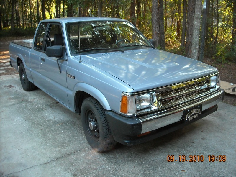 axel breaker earls 1991 Mazda B Series Truck photo