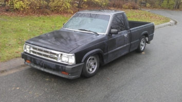 87.2wd.b2000s 1987 Mazda B Series Truck photo thumbnail