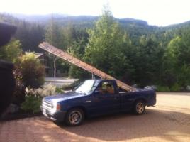 mayhemshkys 1991 Mazda B Series Truck photo thumbnail