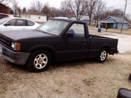 jhuffs 1987 Mazda B Series Truck photo thumbnail