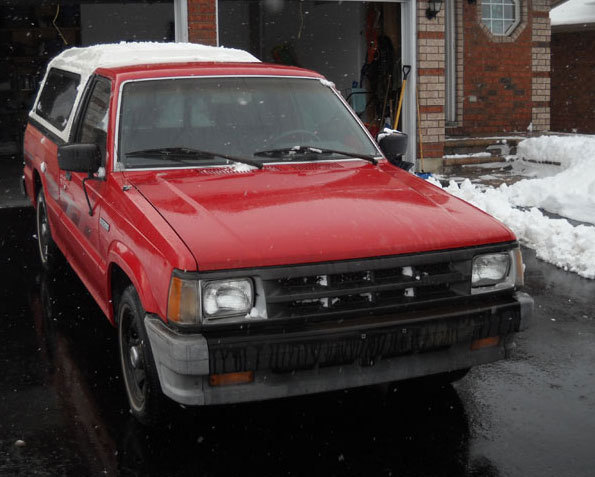 justsomeguys 1989 Mazda B Series Truck photo