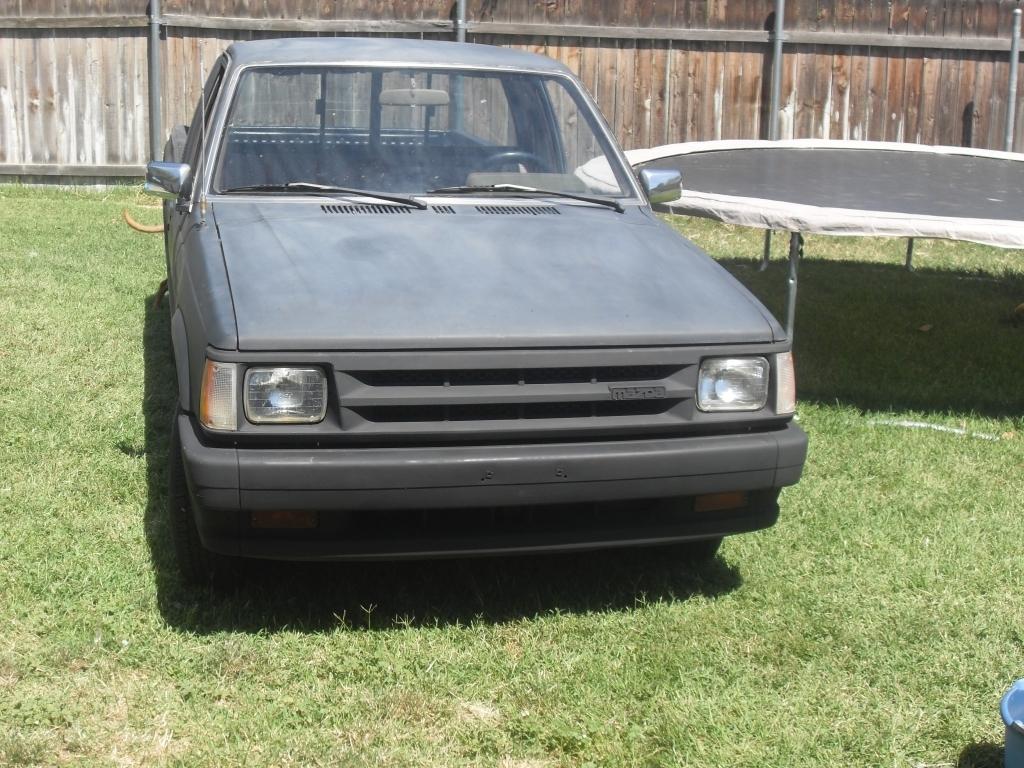 vieyra e ps 1987 Mazda B Series Truck photo