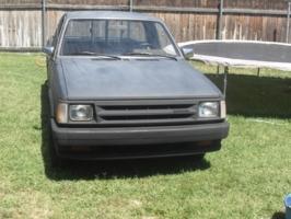 vieyra e ps 1987 Mazda B Series Truck photo thumbnail