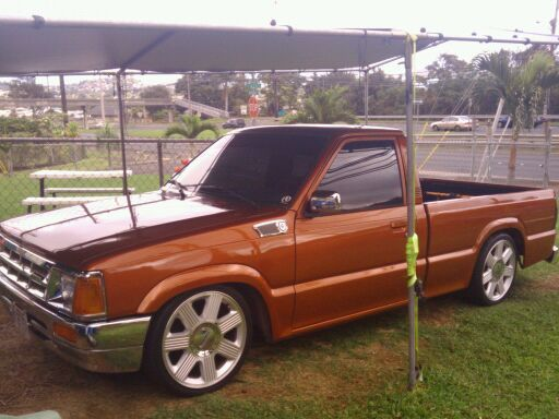 infamous575s 1990 Mazda B Series Truck photo